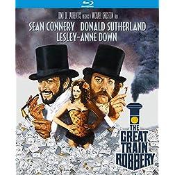 The Great Train Robbery [Blu-ray]