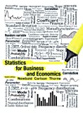 img - for Statistics for Business and Economics (8th Edition) book / textbook / text book