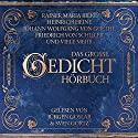 Das Gedicht Hörbuch Hörbuch von Johann Wolfgang von Goethe, Friedrich Schiller, Friedrich Hölderlin Gesprochen von: Jürgen Goslar, Sven Görtz