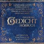 Das Gedicht Hörbuch | Johann Wolfgang von Goethe,Friedrich Schiller,Friedrich Hölderlin
