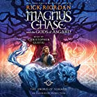 The Sword of Summer: Magnus Chase and the Gods of Asgard, Book One (       UNABRIDGED) by Rick Riordan Narrated by Christopher Guetig