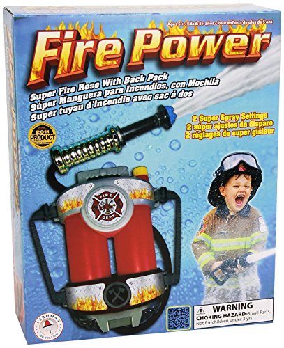 Aeromax Fire Power Super Fire Hose with Backpack (Fire Hose Super Soaker compare prices)