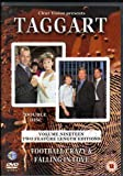 Taggart-Football Crazy/Fall I [DVD]
