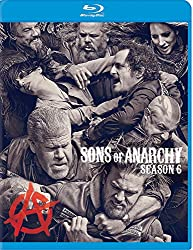 Sons of Anarchy: Season 6 [Blu-ray]