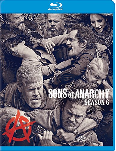 Blu-ray : Sons of Anarchy: Season 6 (Boxed Set, Digital Theater System, AC-3, Widescreen, )