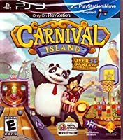 NEW: Carnival Island - Playstation 3
