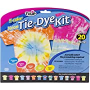 I Love To Create 29374 Tulip One-Step Tie-Dye Kit, Large, Neon