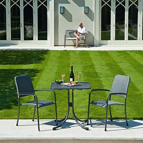 Spectacular Alexander Rose Portofino Bistro Table
