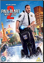 Paul Blart: Mall Cop 2 [DVD] [2015]