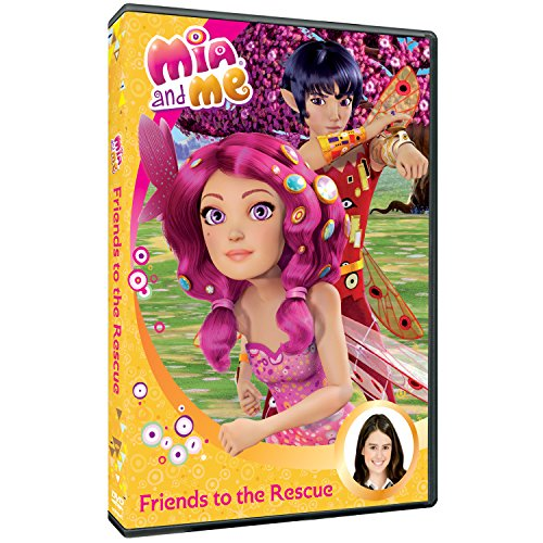 Mia & Me: Friends to the Rescue [DVD] [Import]