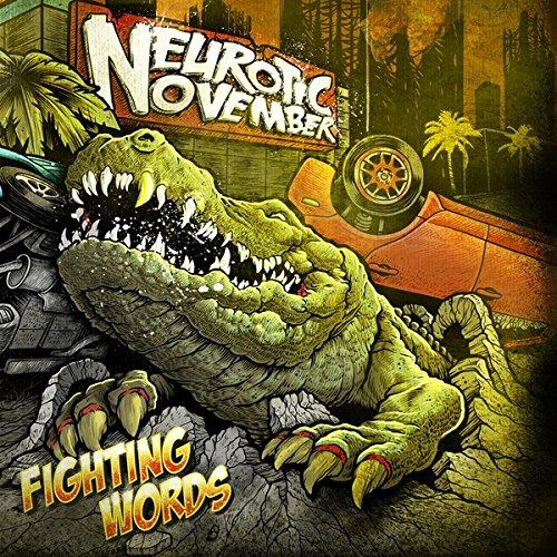 Neurotic November-Fighting Words-CD-FLAC-2015-FORSAKEN Download