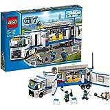 Lego City - 60044 - Jeu De Construction - L' Unité De Police Mobile