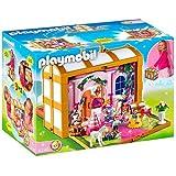 Playmobil - 4249 - Jeu de construction - Coffre de princesses transportable