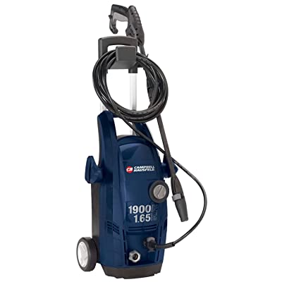 Campbell Hausfeld PW182501AV Electric Pressure Washer, 1900 psi
