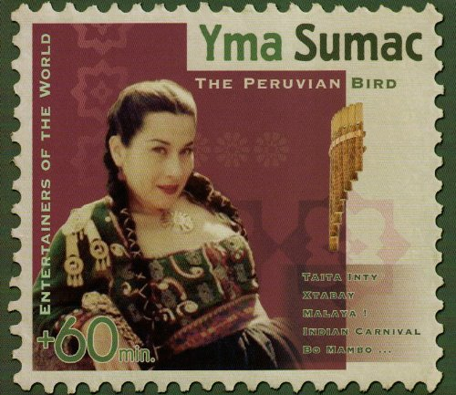 Yma Sumac Kon Tiki