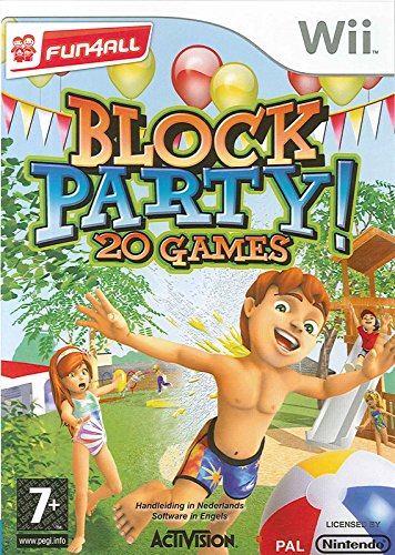 Block Party 20 Games - Nintendo Wii - 1