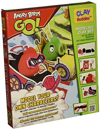 Giromax Angry Birds Go Starter Pack - 1