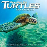 Hawaiian Sea Turtles - Hawaii 2015 Deluxe Wall Calendar - Photography by Michael and Monica Sweet