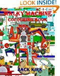 Malky Machine Colouring Book: For adu...