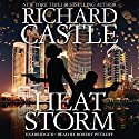 Heat Storm Audiobook by Richard Castle Narrated by Robert Petkoff