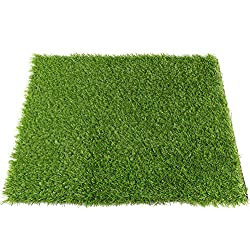 Premium Realistic Indoor Outdoor Artificial Grass Turf Synthetic Grass Rugs (4
