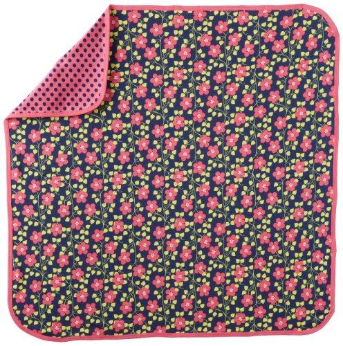 Offspring - Baby Apparel Girls Newborn Blossoms 2 Ply Blanket - 1