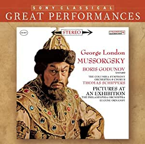 Great Perf: Boris Godunov