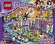 LEGO Friends 41130 Amusement Park Roller Coaster Building Kit (1124 Piece) by LEGO