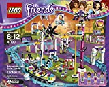 LEGO Friends 41130 Amusement Park Roller Coaster Building Kit (1124 Piece)