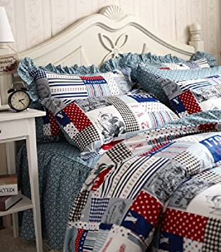 Nice FADFAY Home Textile Designer Western Style Bedding Set Boys Bedding Set Teen Bedding