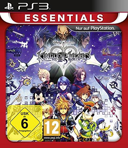 Square Enix Kingdom Hearts HD 2.5 ReMIX - Essentials Playstation® 3 USK 12 Rollenspiel