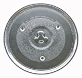 "Emerson Microwave Glass Turntable Plate / Tray 10 1/2"" #P23"