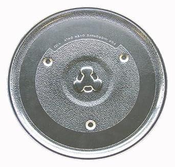 Amazon.com: Hamilton Beach Microwave Glass Turntable Plate