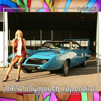 Sexy Mod Models & Muscle Cars Calendar 2008
