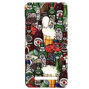 Theskinmantra Favourite stock back cover for Asus Zenfone 5