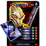Doctor Who - Single Card : Exterminator 067 Sycorax Dr Who Battles in Time Super Rare Card