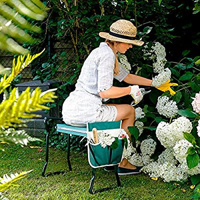 Gärtner Pötschke Sitz- und Kniestuhl inkl. Werkzeugtasche von Gärtner Pötschke bei Gartenmöbel von Du und Dein Garten