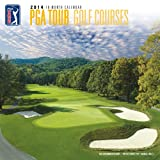 PGA Tour Golf Courses 18-Month 2014 Calendar