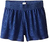 The Childrens Place Big Girls Lace Short