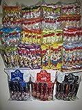 うまい棒やおきん発売中全種類19種すべて510本梅鶴オリジナルセット