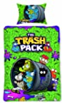 The Trash Pack Single Duvet Cover Set
