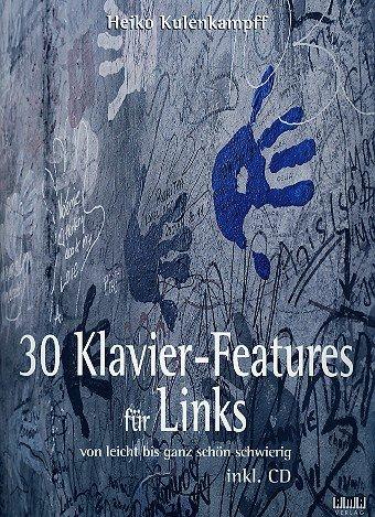 30per pianoforte caratteristiche per sinistro (+ CD): per pianoforte