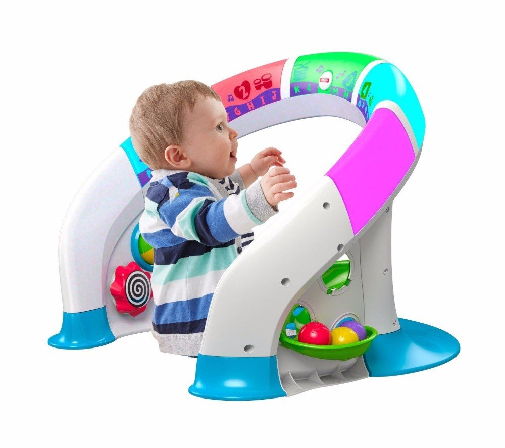 Baby play station activity center learning music for Baby play centre