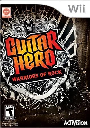 Guitar Hero: Warriors of Rock Stand-Alone Software