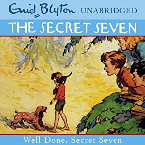 Well Done, Secret Seven Audiobook