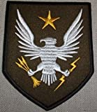 """HALO Reach Noble Team 4"""" Embroidered PATCH"""