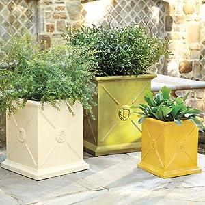 Beauclaire Planter Large - Ballard Designs