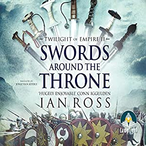 Swords Around the Throne Hörbuch