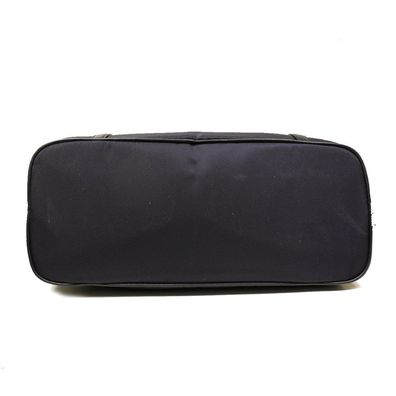 prda bag - Prada Tessuto Saffian Nylon and Leather Shopping Tote Bag B1843M ...