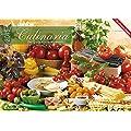 Culinaria 2015 - Der gro�e K�chenkalender - Bildkalender (42 x 60 ge�ffnet) - Rezeptkalender - K�chenplaner